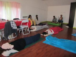 Atelier de vendredi 21 Octobre à Escalquens : Méditation par les bols Tibétains et écriture médiumni