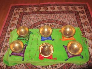 Atelier méditation et bols tibétains