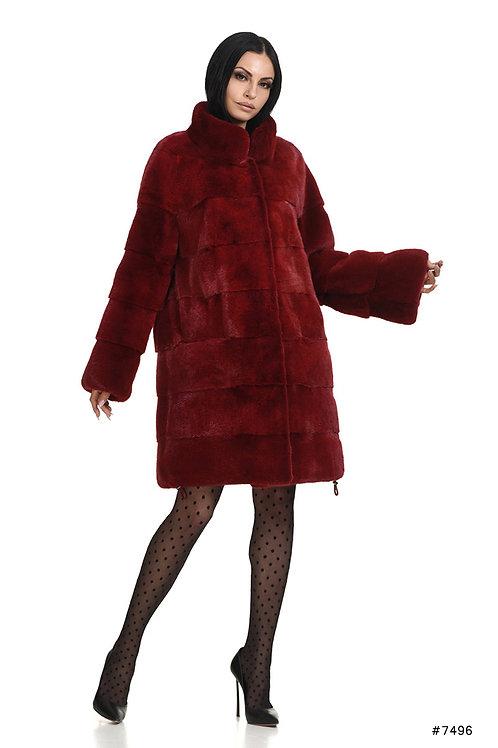 Classy mid length coat