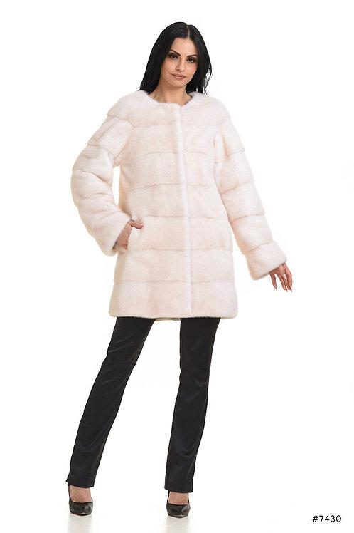 CHANEL Mink coat
