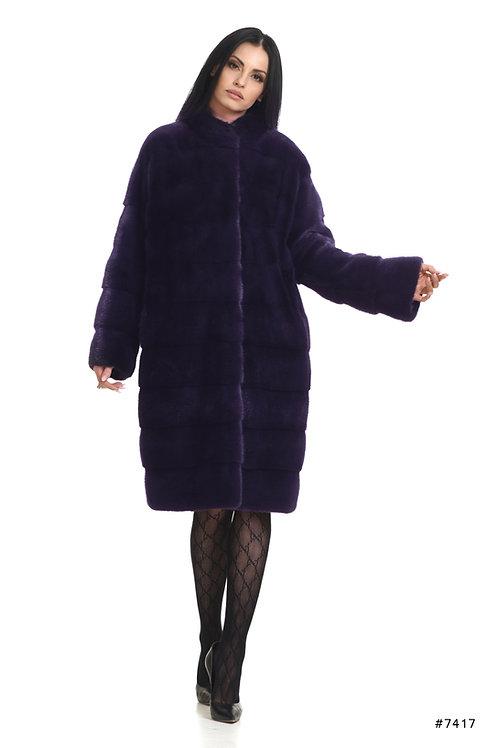 Classic Mink coat