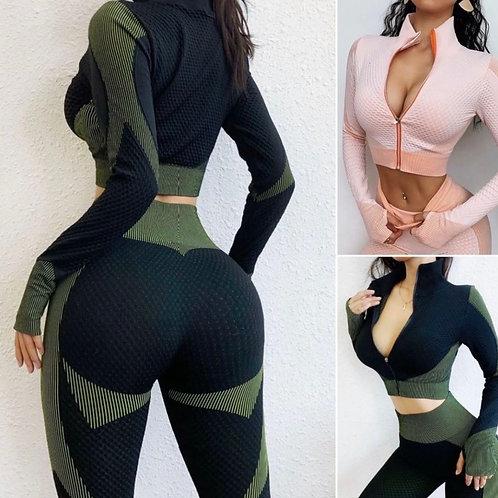 Sexy gymwear set
