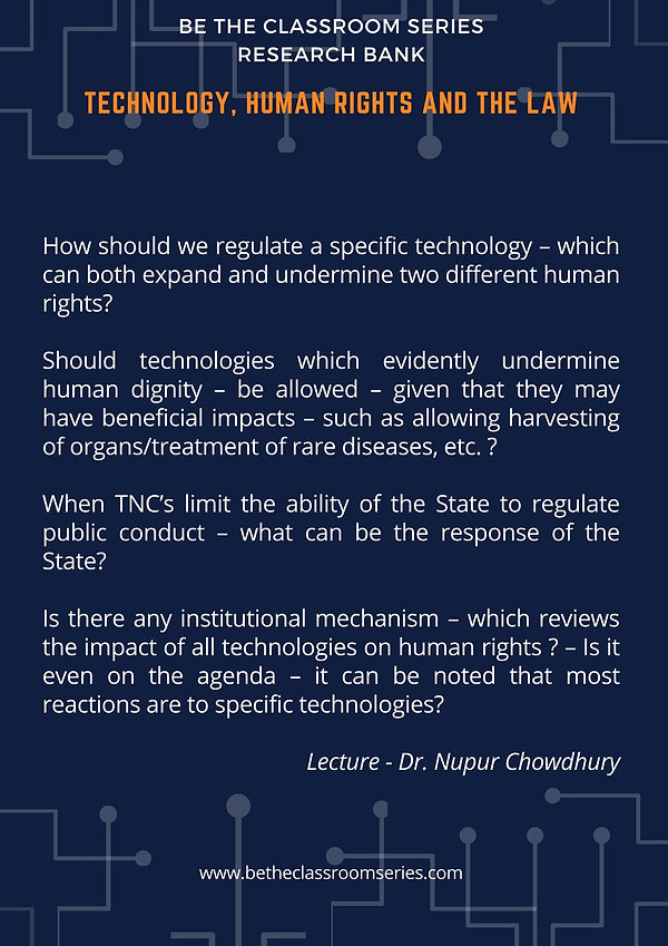 SERIES- RESEARCH BANK LAW AND TECHNOLOGY