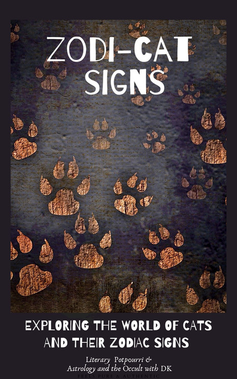 Zodi-cats: The Water Signs