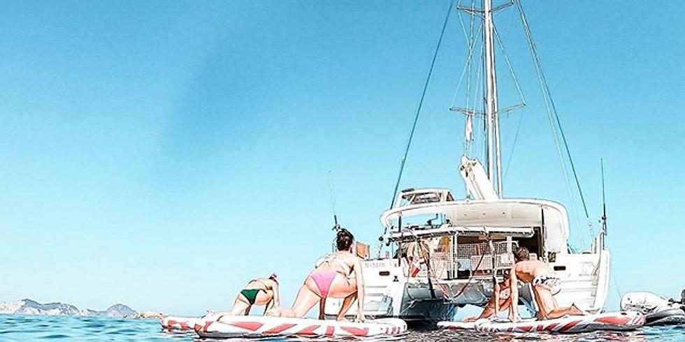 Pasqua in Barca a Vela