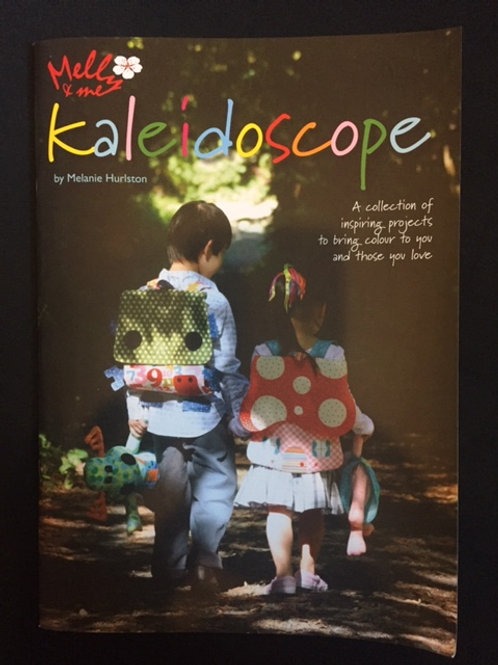 melly & me KALEIDOSCOPE project book