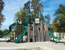 RiverPlay Playground @ Skinner Butte