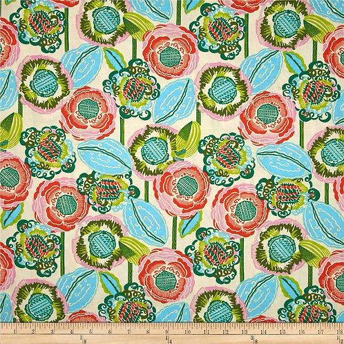 amy butler COCO BLOOM bisque