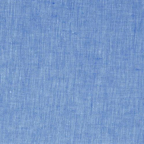Organic LINEN blue skies