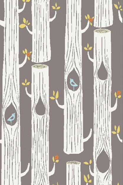birch  TREES STRIPES shroom