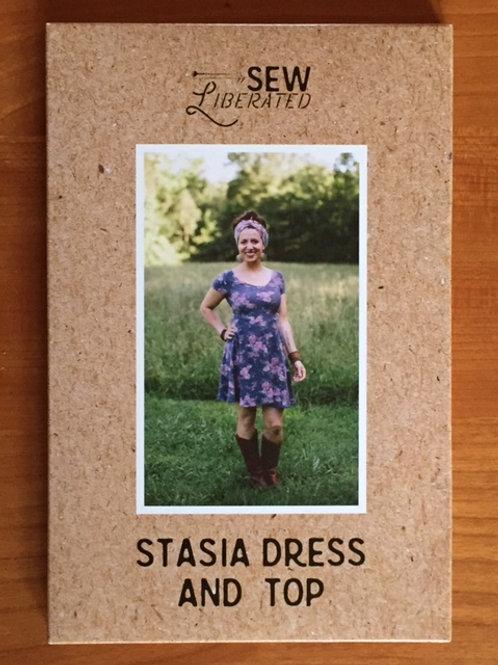 sew liberated STASIA DRESS