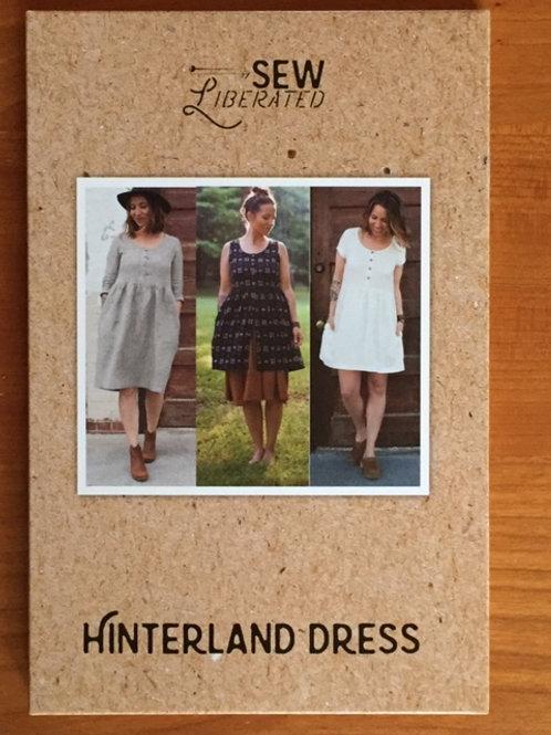 sew liberated HINTERLAND DRESS