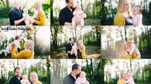 Michael, Abi and Flo's Autumn Shoot, Clyne Valley Trail, Swansea