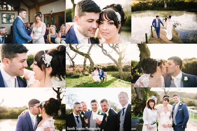 Nic & Dan's Wedding, Oldwalls, Gower