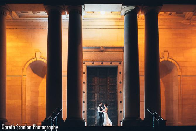 Karl & Emma's Wedding, National Museum, Cardiff