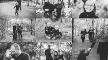 Laura & Martin's Family Shoot, Allt Nant Y Ci Park, Ammanford