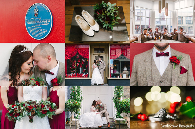 Hayley & Colt's Wedding, The Cawdor Hotel, Llandeilo