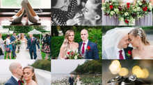 Becky & Alex's Wedding, Oxwich Bay Hotel, Gower