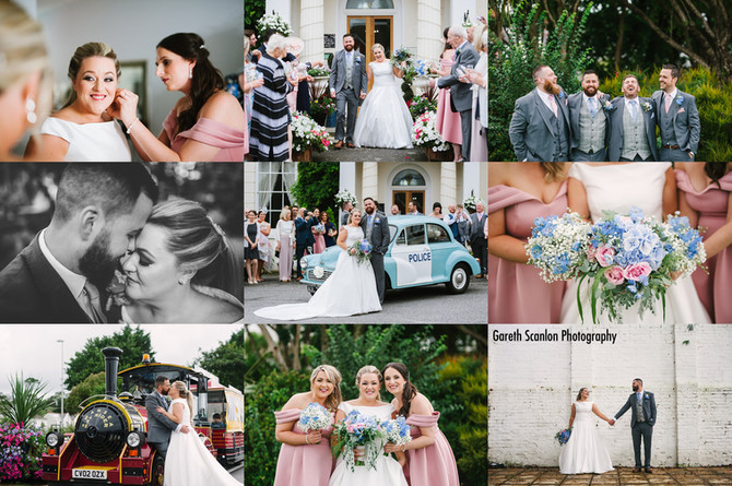 Daryl & Jenna's Wedding, Norton House, The Mumbles