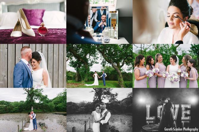 Jade & Darren's Wedding, Oldwalls, Swansea