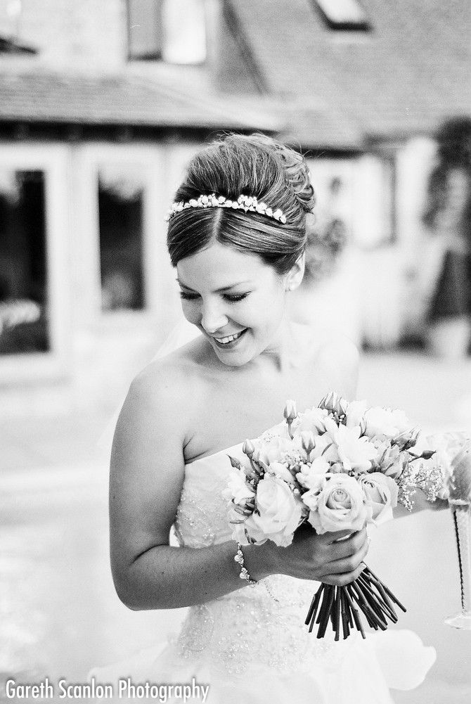 Candid's from Bethan and Scott's Wedding