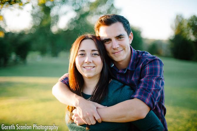 Matt & Sophie's Engagement Shoot