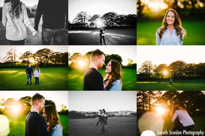 Sian & Chris's Pre-Wedding Shoot, Rhydargaeau, Carmarthenshire