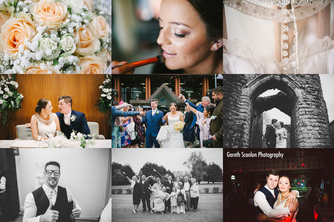 Rosie & Mikey's Wedding, St.Athan Golf Club, Cardiff