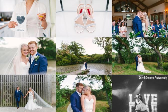 Steff & Tara's Wedding, Oldwalls, Gower