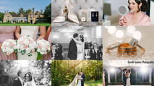 Emma & Anthony's Wedding, Bryngarw House, Bridgend
