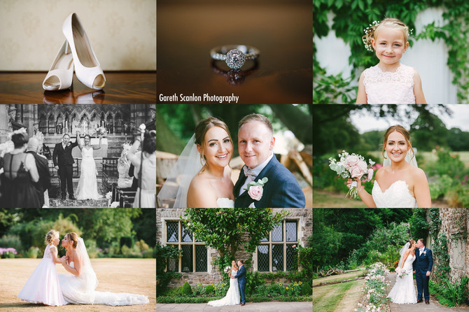 Lauren & Dan's Wedding, Miskin Manor