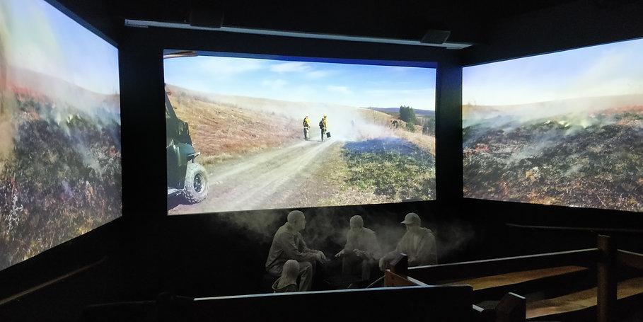 Elk Video 4D Theater