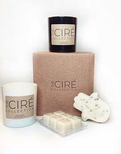 """The Ciré Candle Club (Subscription) Use promo code """"CLUB"""" for Free Shipping"""