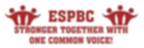 ESPBC STRONGER TOGETHER WITH ONE COMMON