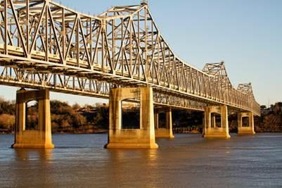 Natchez - Vidalia Bridge