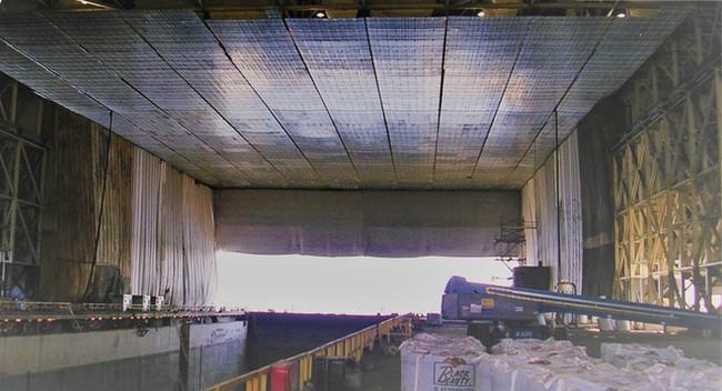 Kings Bay Naval Submarine Hanger