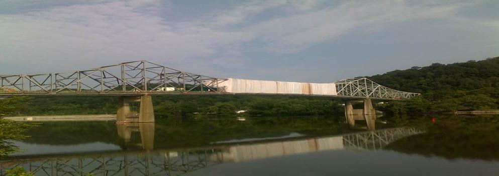 Winfield Toll Bridge 2