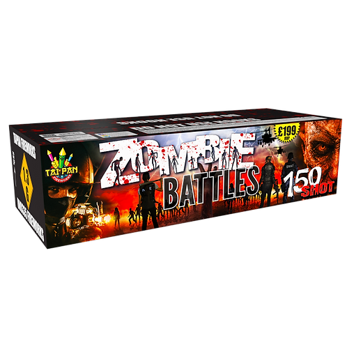 Zombie Battle sold by Tapps Fireworks