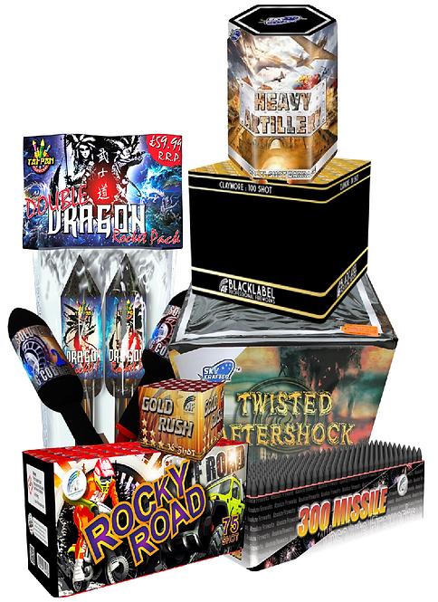 £300 Fireworks Bundle