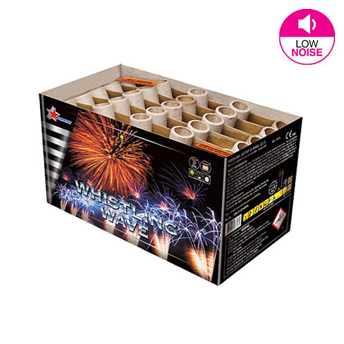 WHISTLING WAVES by Zeus Fireworks
