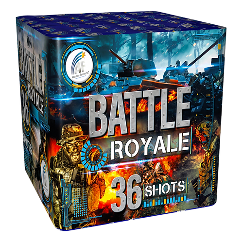 Battle Royal By Absolute Fireworks