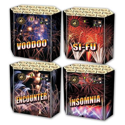Super Four by Zeus Fireworks