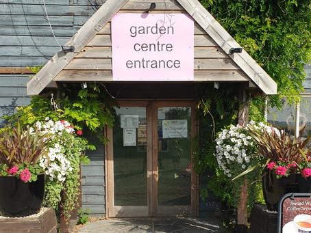 Septembers Garden Blog
