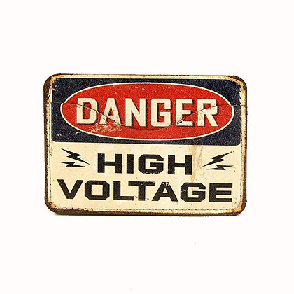 Porte carte original -High Danger