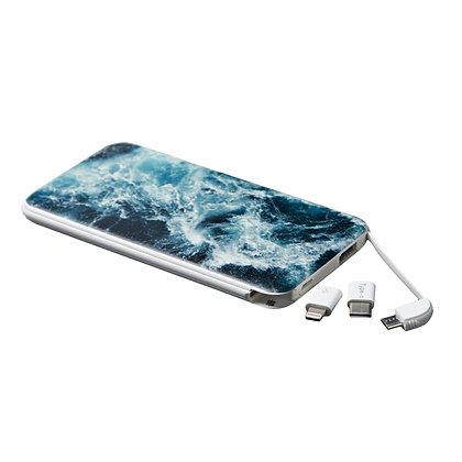 Batterie externe 5000mAh : Ocean