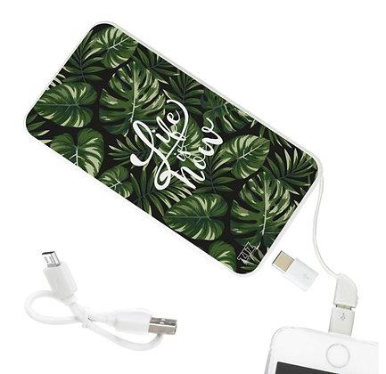 Batterie externe 5000mAh : Palmes
