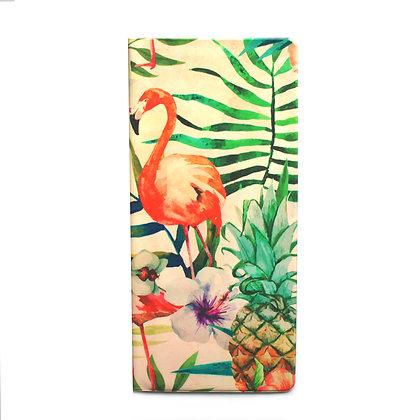 Pochette de voyage - Flamingo Rose