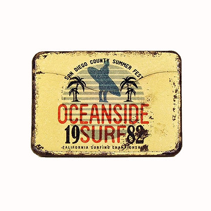 Porte-carte - OceanSide Surf 1982