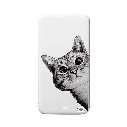 Batterie externe 10000mAh : Chat