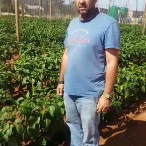 Farmer testimonial, South Africa